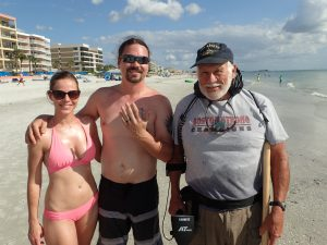 metal detector rental+found+club+lost+ring+jewelry+tampa+St Petersburg+Largo+Clearwater+florida 2