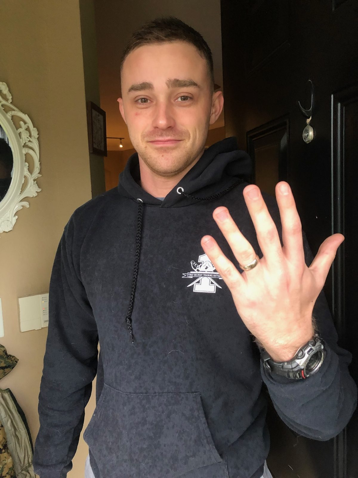 Lost Wedding Band Recovered In Pinellas Park