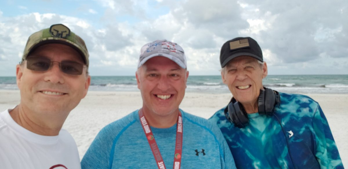 Ring Lost on Siesta Key is Recovered by SRARC