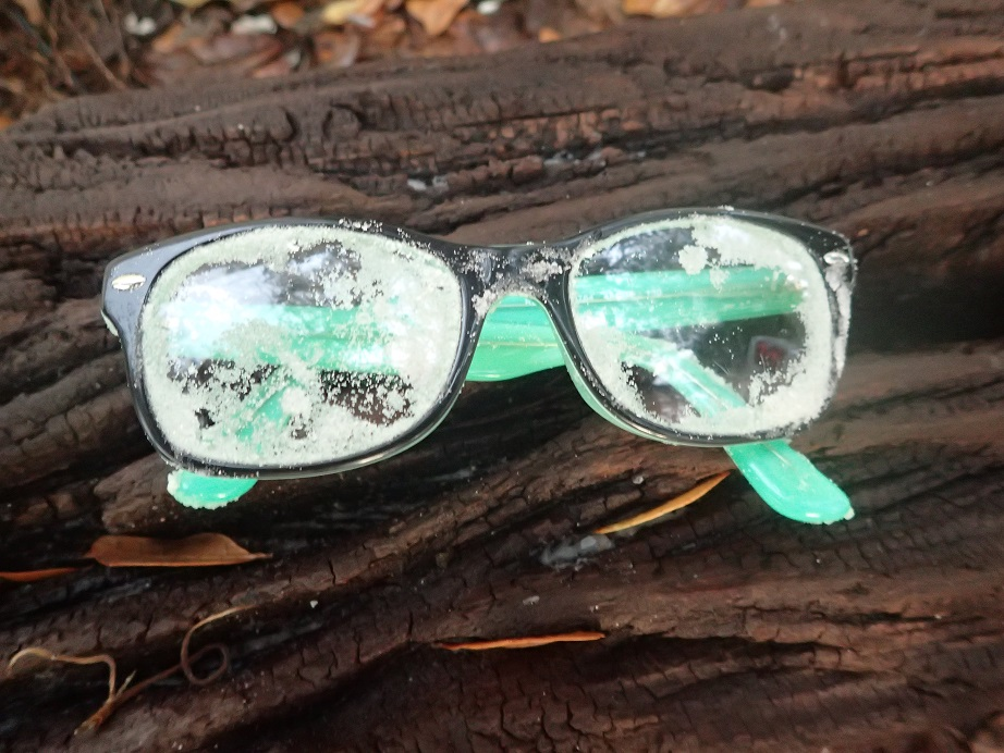 Glasses Lost On Siesta Key Beach Are Recovered By SRARC