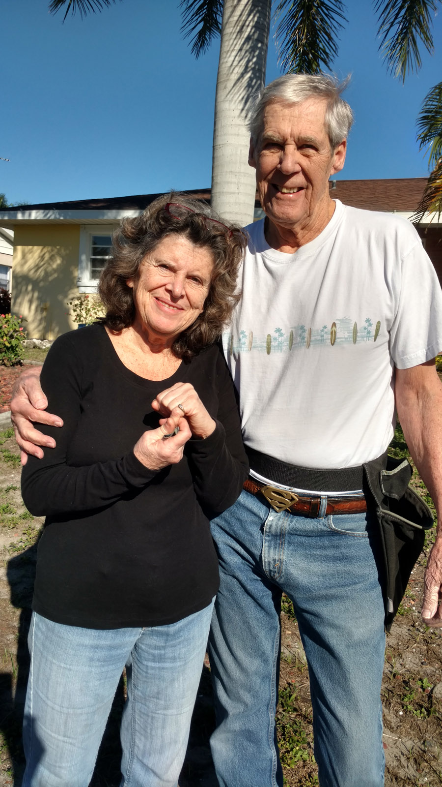 Ring Lost In Bradenton, Recovered By SRARC