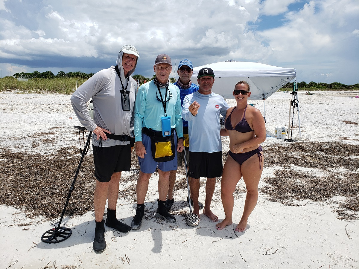 Ring Lost At Honeymoon Island, Recovered By SRARC