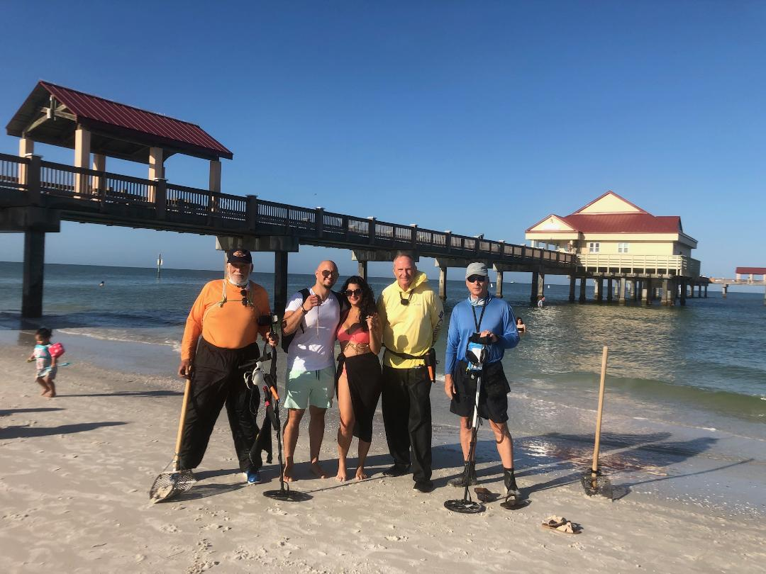 Ring Lost At Clearwater Beach, Recovered By SRARC