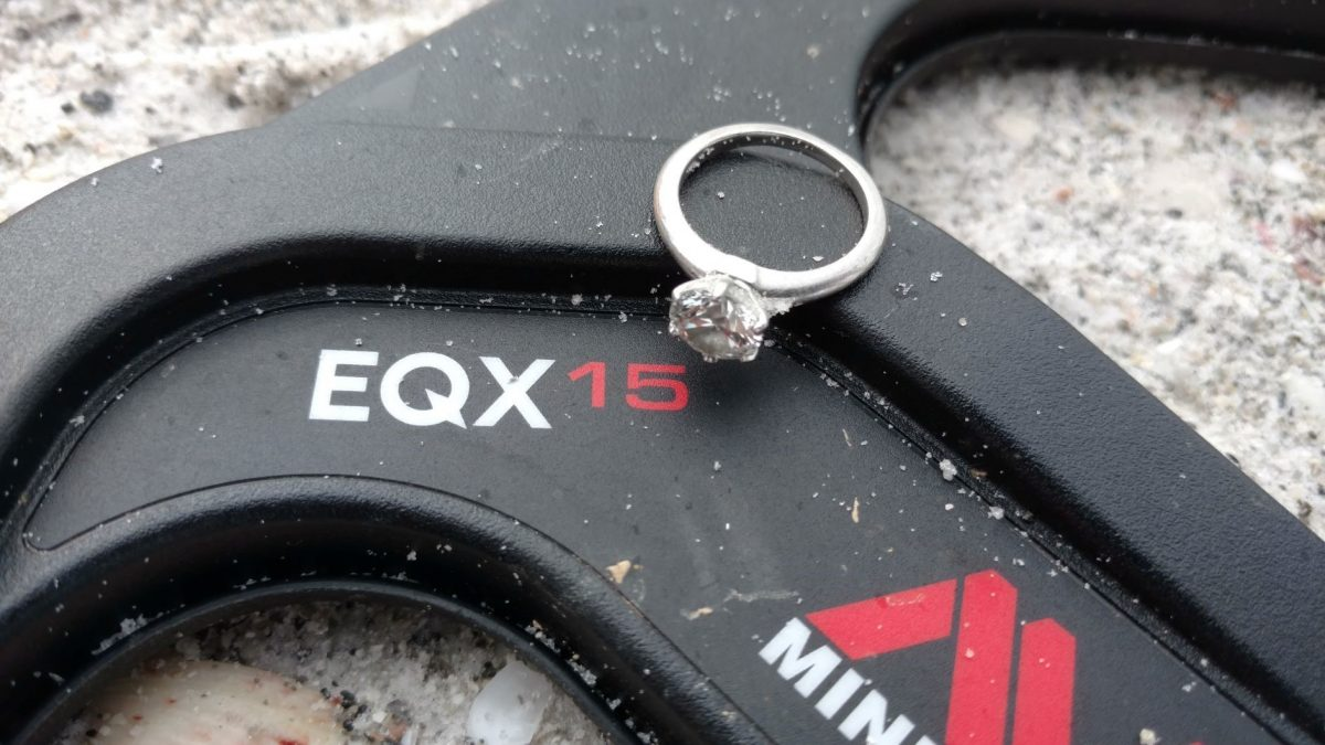Lost Ring Is Recovered At Longboat Key
