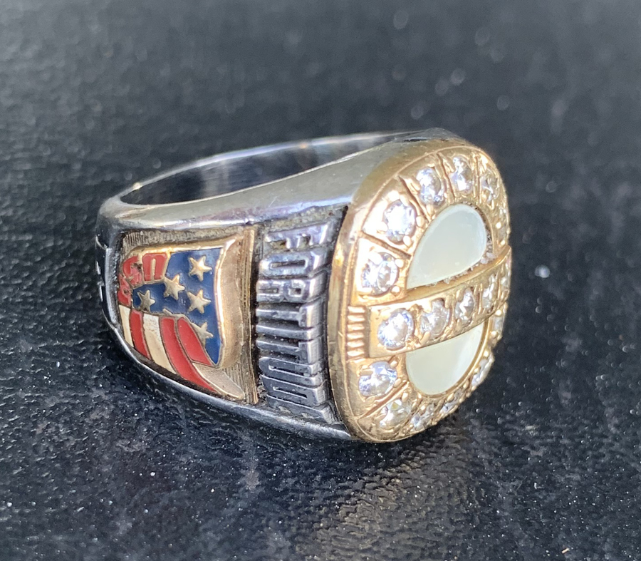 Lost Ring Recovered in Sarasota