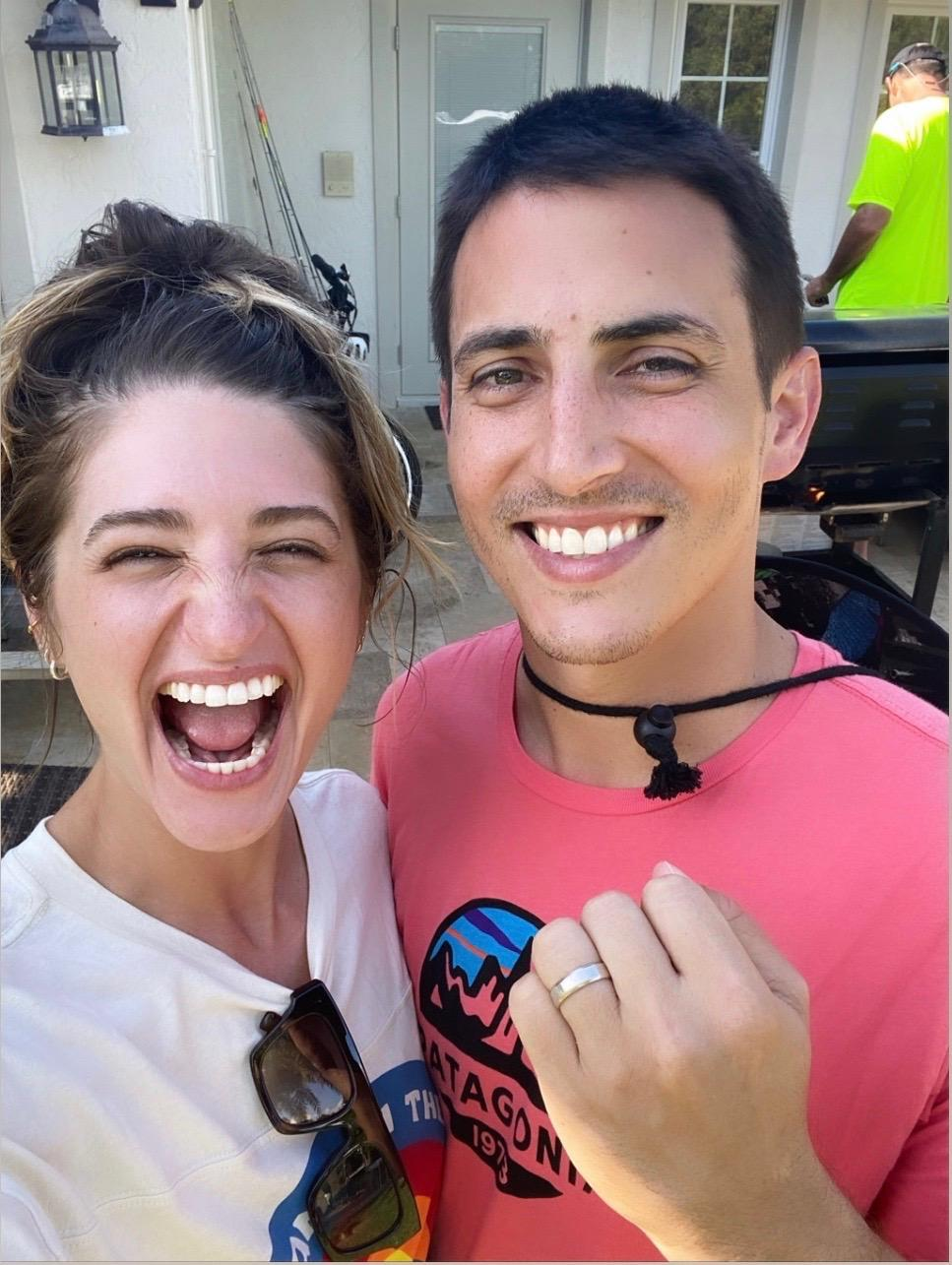 Ring Lost On Anna Maria Island Recovered By SRARC