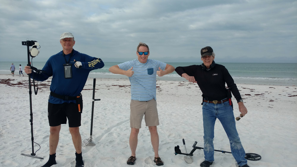 Ring Lost On Siesta Key, Recovered By SRARC