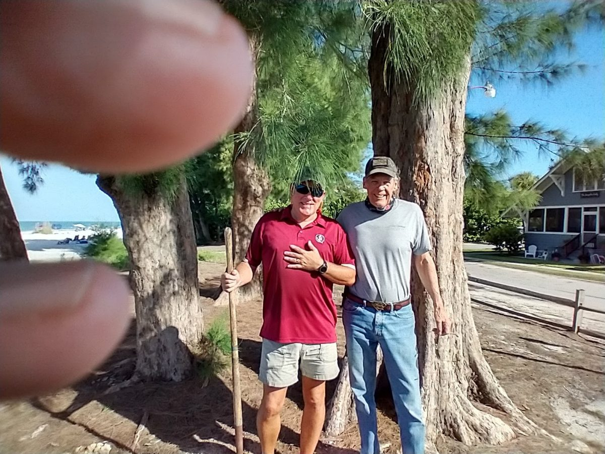 Ring Lost At Anna Maria Island, Recovered By SRARC