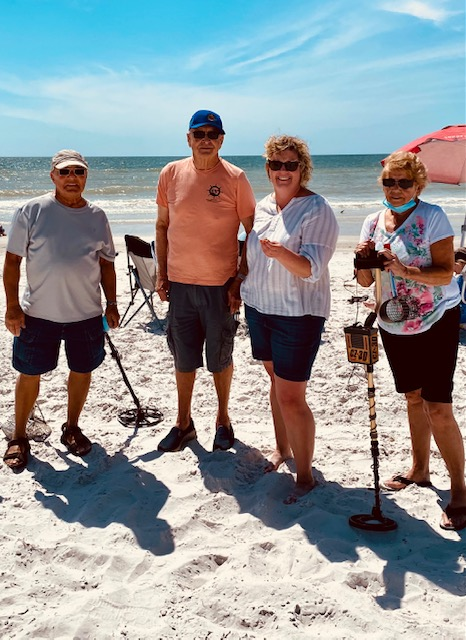 Ring Lost On Indian Rocks Beach, Recovered By SRARC