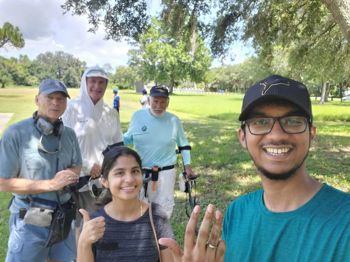 Ring Lost In Tampa, Recovered By SRARC